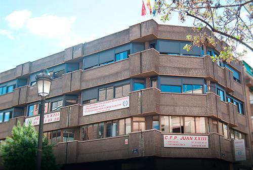 Centro De Formación Profesional En Alcorcón Madrid